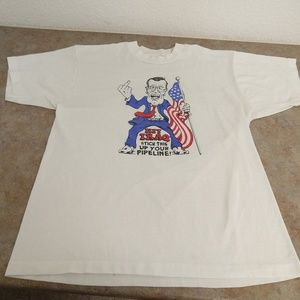Other - Vintage Gulf War Single Stitch Shirt Size XL